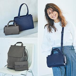 スマートな大人が愛するTUMIの「機能美バッグ」