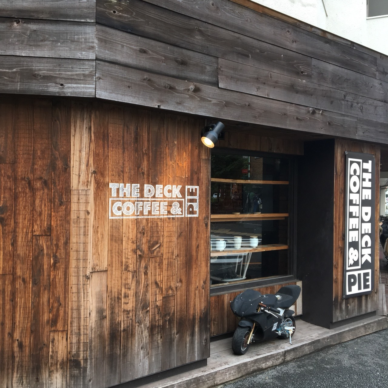 """【 第93回❤︎ 】""""THE DECK COFFEE&PIE""""で熱々のポットパイを♪_1_3"""
