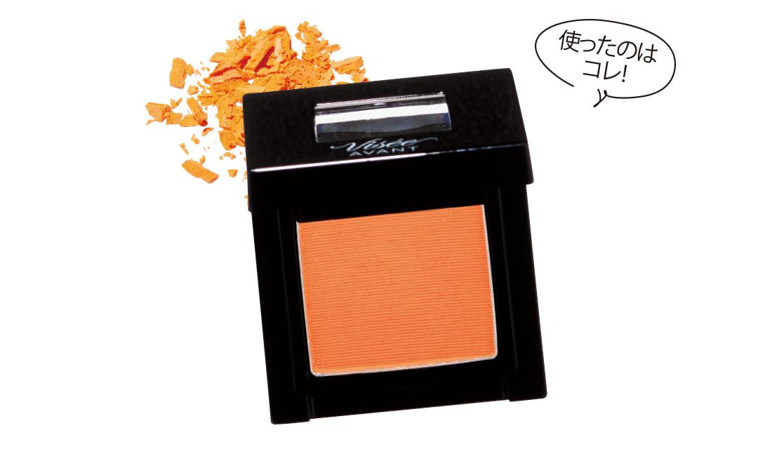 春の新色コスメ、オレンジ&イエローのブライトパステルが新鮮!_1_3-1