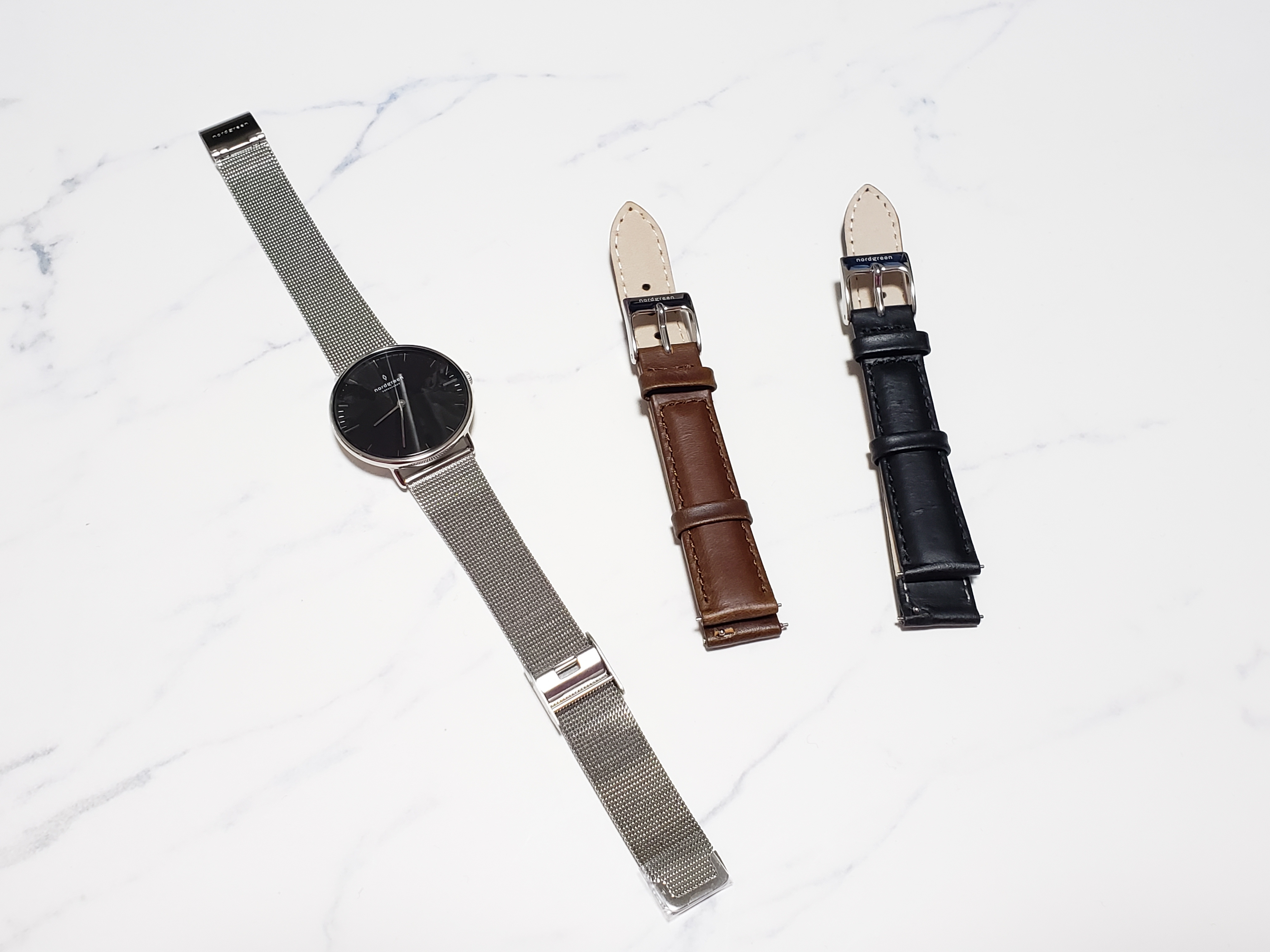 nordgreenの腕時計