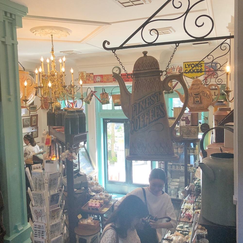 友達と北浜のあの有名なカフェへ、、♡︎_1_2