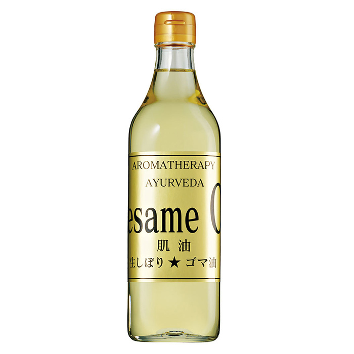 Sesami Oil(肌用)500㎖¥1,900/瑞健