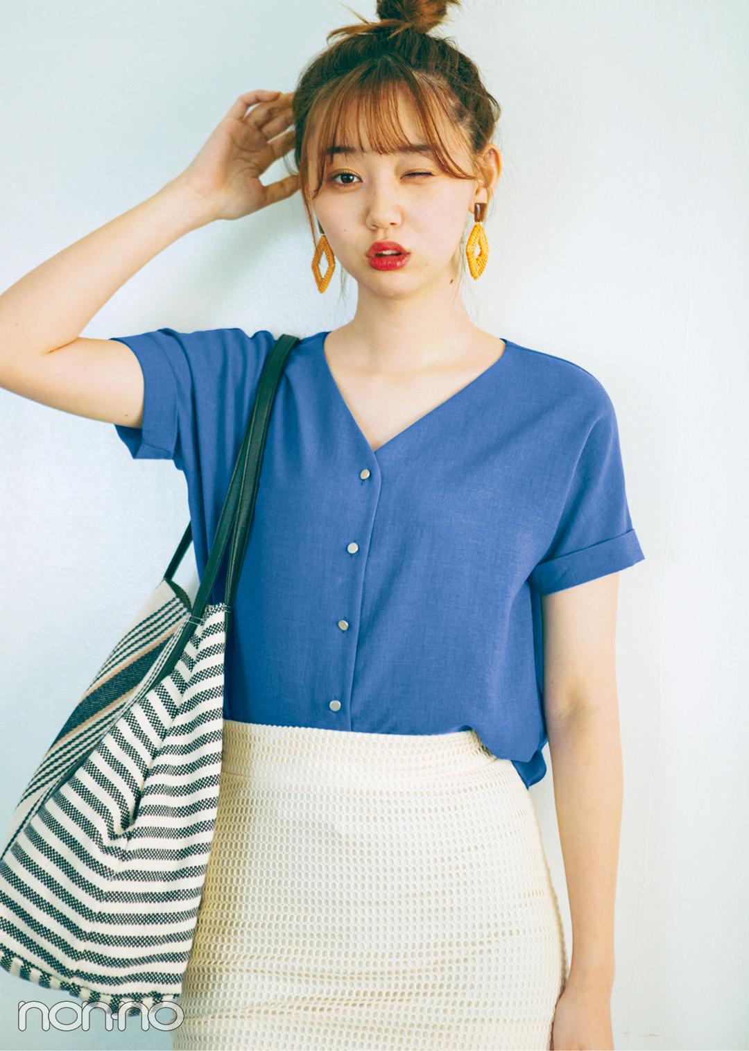 2019年夏のトレンド色! コバルトブルーのアイテム7選★_1_2