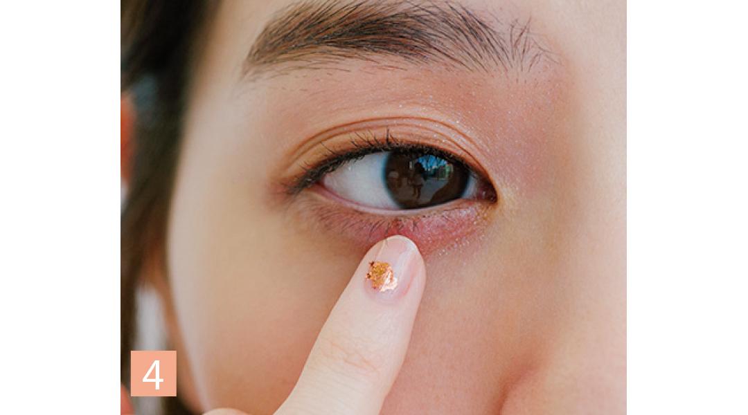 西野七瀬の+2℃メイク♡ 目と眉にじんわりピンクでおしゃれオーラが手に入る!_1_8