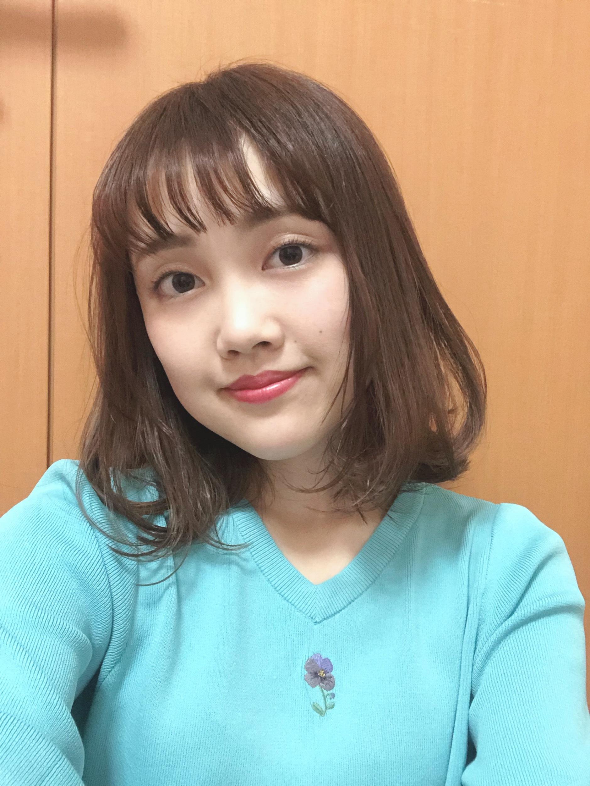 【美容師さん発!】カットしなくても春っぽヘアー_1_2