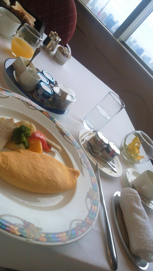 ウェスティンホテル東京・朝食もビクターズ♪【セレブリティ ブレックファ-スト】_1_6