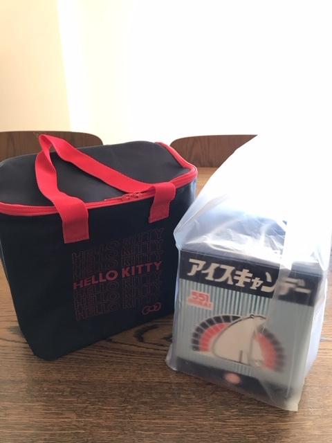 9月号付録HelloKitty保冷バッグに551のアイスキャンデー♡_1_1