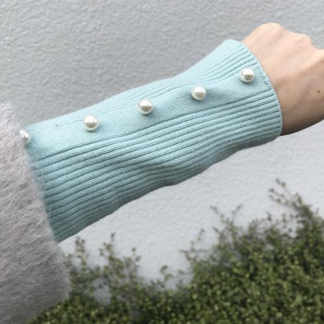 冬から春へのファッションはカラーニットにおまかせ!_1_3
