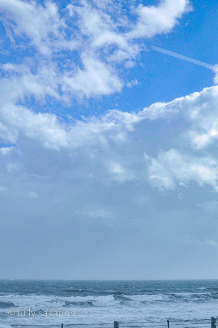 【さかぽんの冒険】☆嵐のあとの江ノ電❤️鎌倉高校前駅☆_1_10
