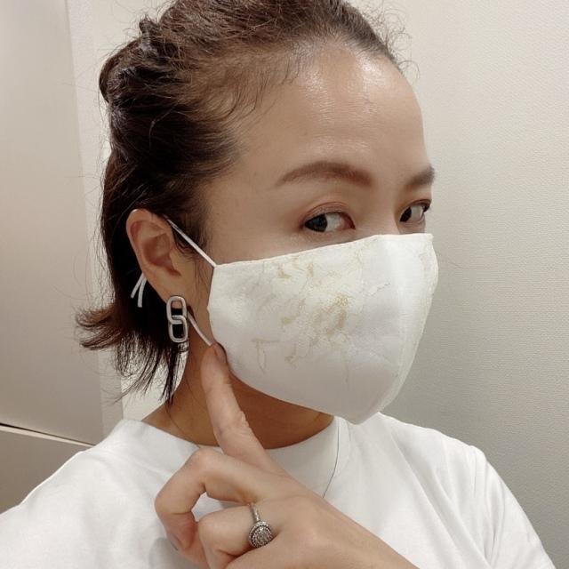 マスク生活を楽しむ!UV対策&マスクコーデ♪_1_6