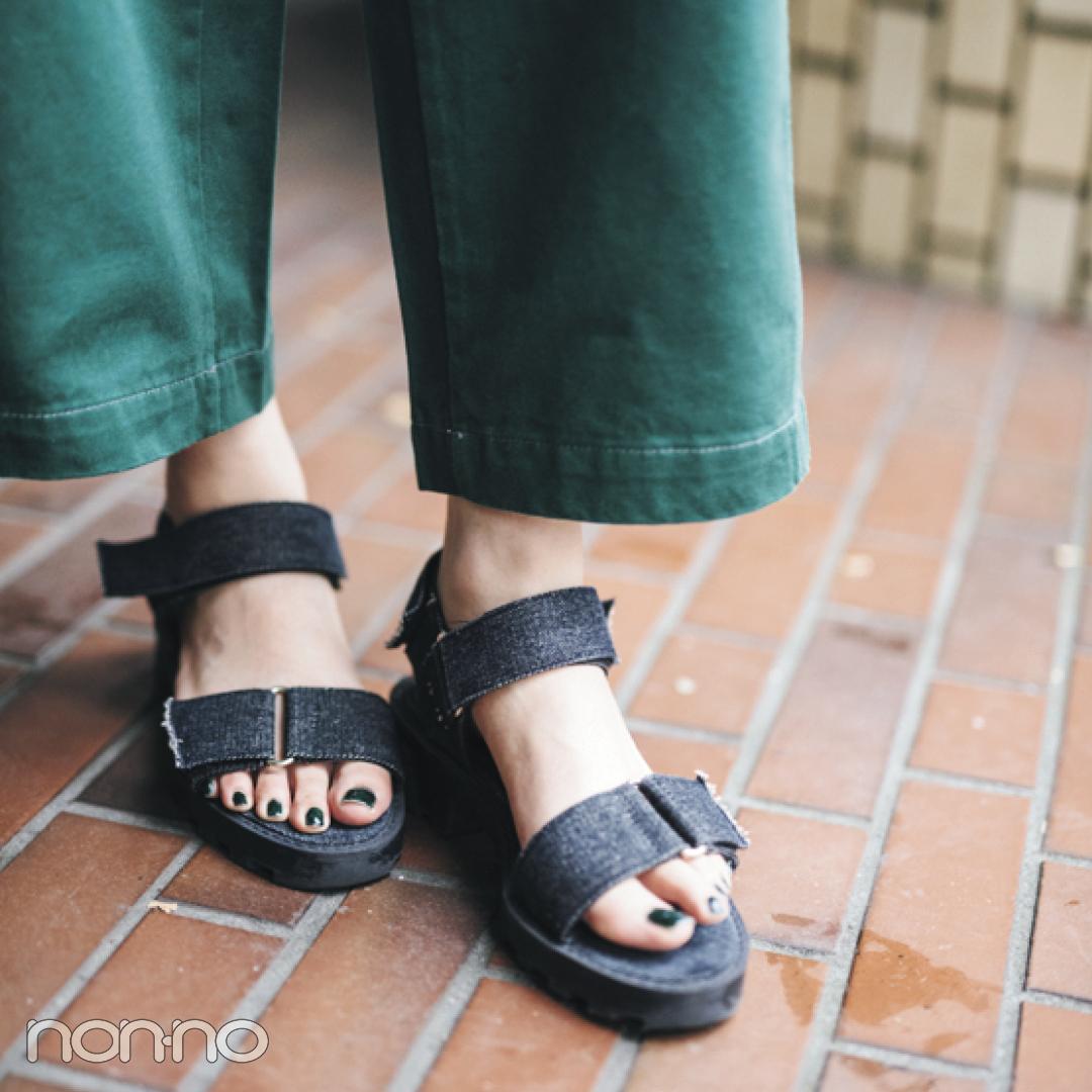 新木優子が夏私服を披露♡ ブランドの展示会ではこのコーデ! _1_3-4