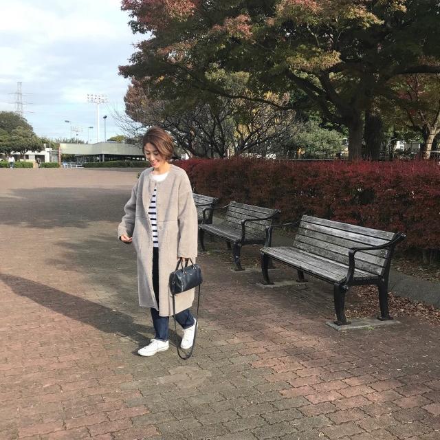 平成最後の冬はこのコートで!【マリソル美女組ブログPICK UP】_1_1-2