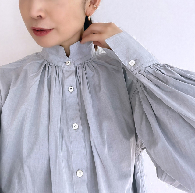 今どきなエフォートレスシャツ。_1_10