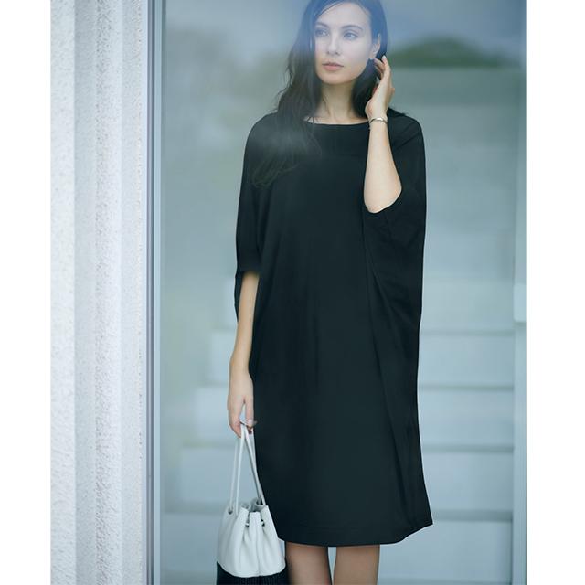 池田奈加子さんと待望のコラボ!  1枚で着られて涼しい「雰囲気出しワンピース」 五選_1_1-2