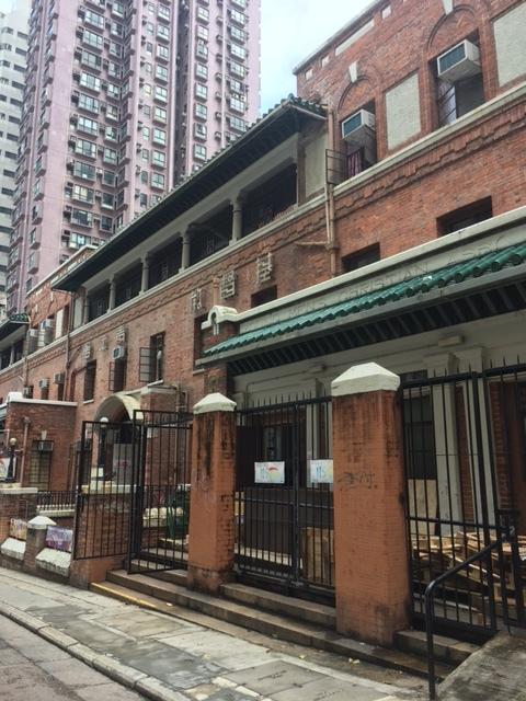 香港的撮影スポット Ladder Street_1_1-1