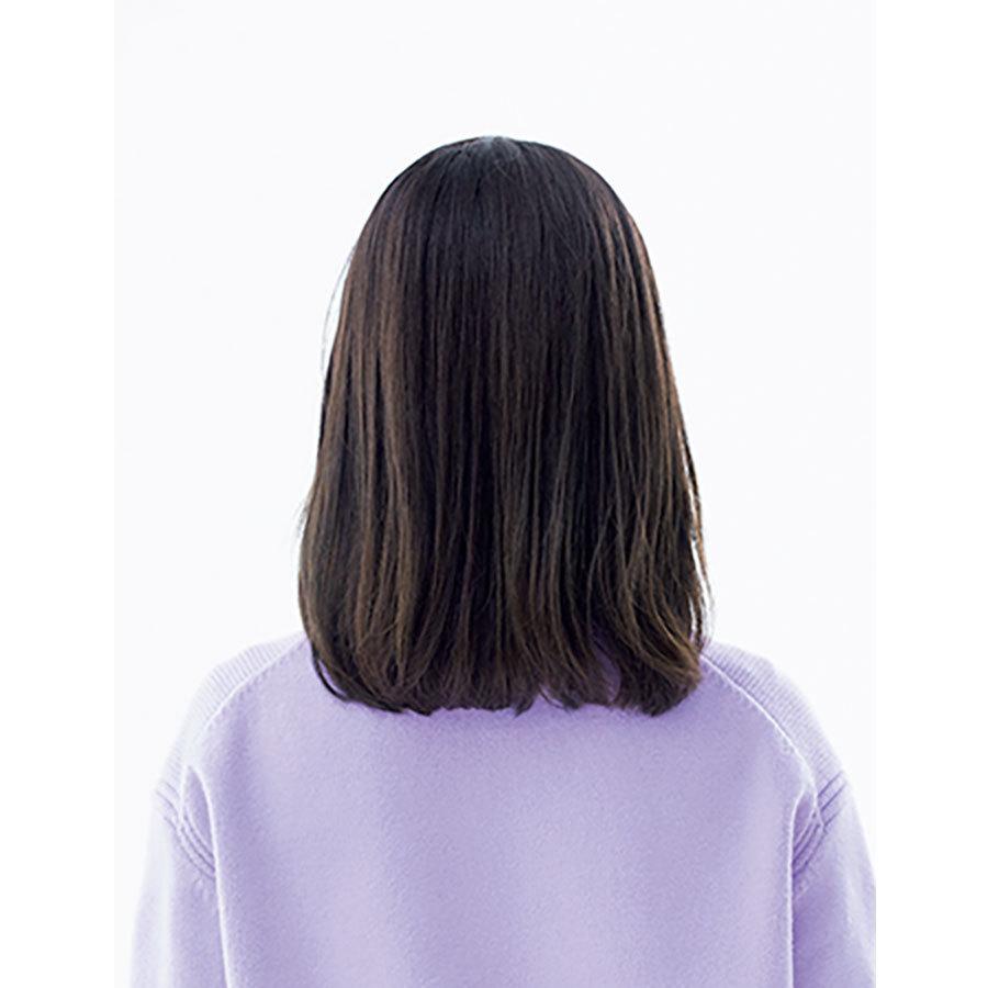 後ろから見た40代に似合う髪型 ヘアスタイル人気ランキング4位