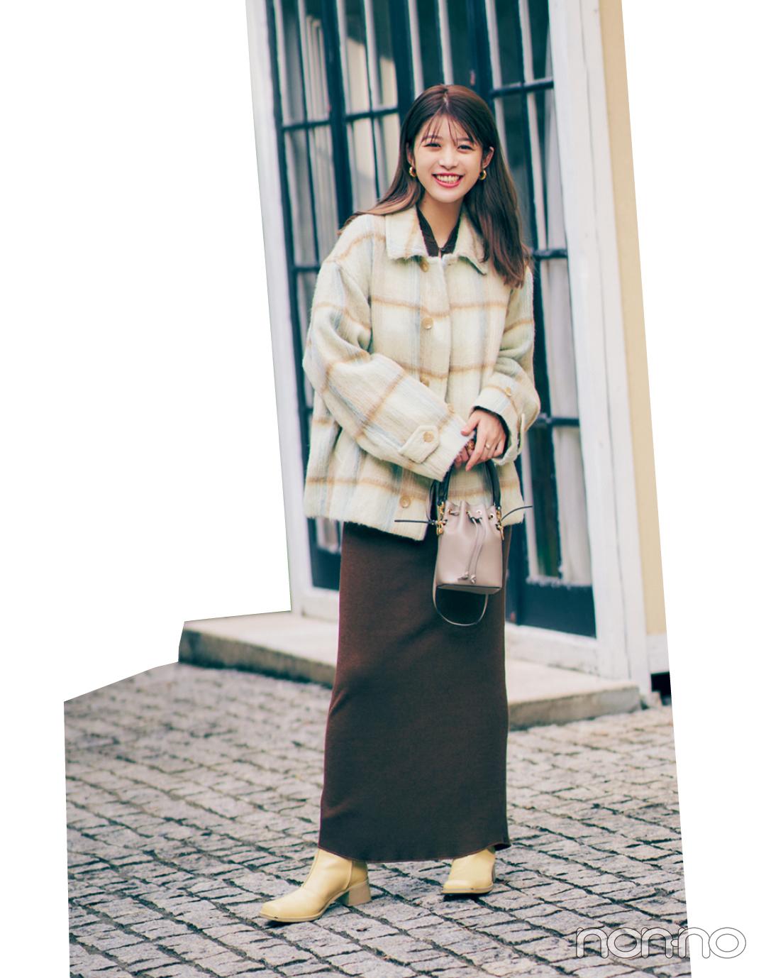 Photo Gallery 着こなしの参考に♡ ノンノモデルのリアル私服を公開!_1_11