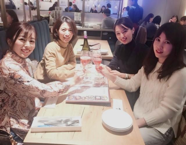 関西・美女組 新メンバー会をしました☆_1_3