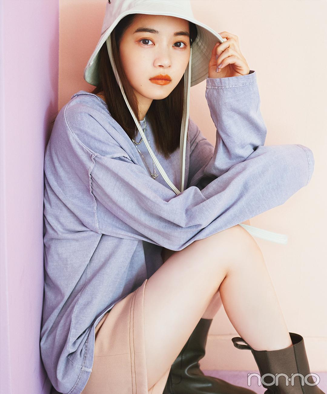 Photo Gallery|モデル・西野七瀬の最新フォトギャラリーを見る_1_9
