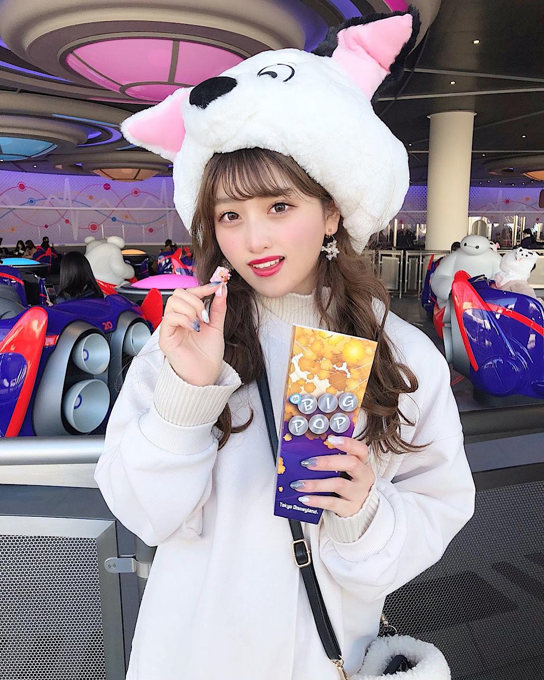 【新エリア】ディズニーランド新作フード巡り!♡_1_6-1