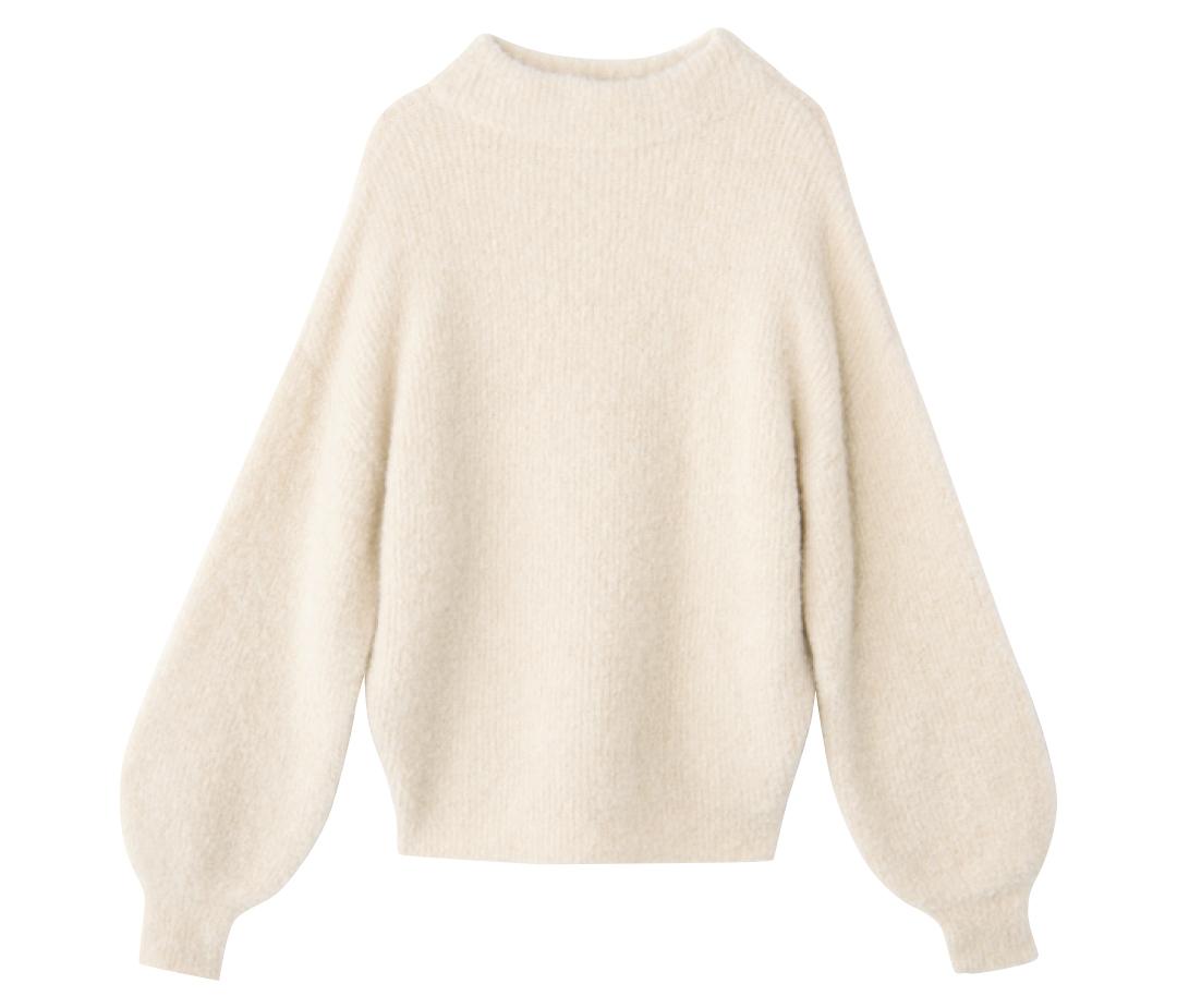 着るだけで盛れる♡ 袖コンシャスな女っぽニット4選!_1_3-3