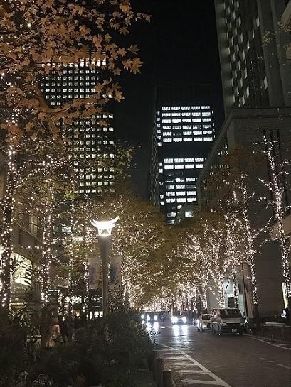 丸の内冬景色♪_1_1-2