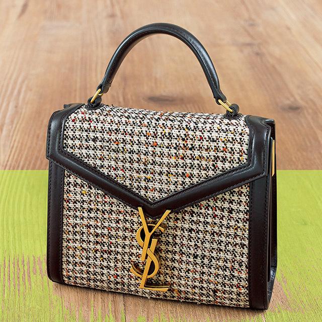 サンローランのバッグ 「ベイビー・カサンドラ」
