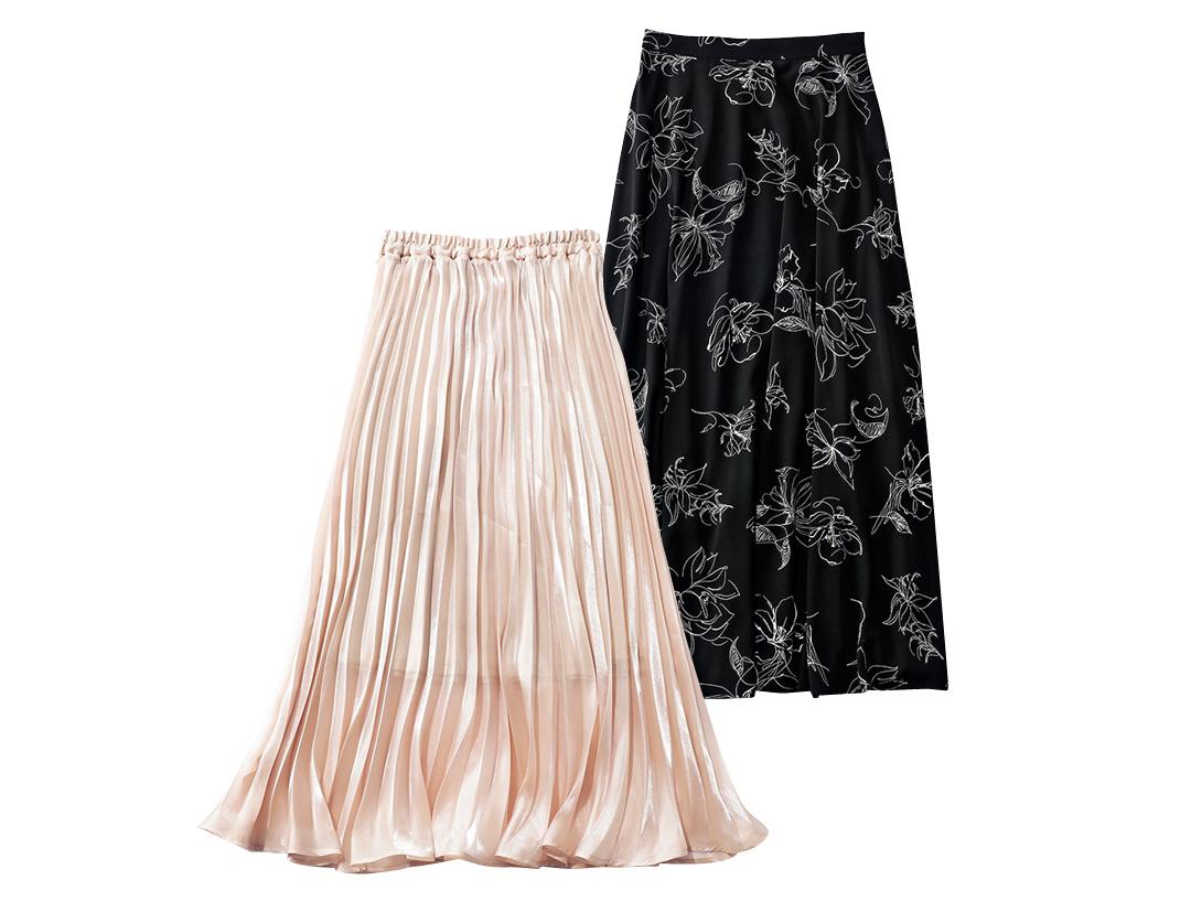 大学生が買ってよかったもの2021マキシスカート&プリーツスカート