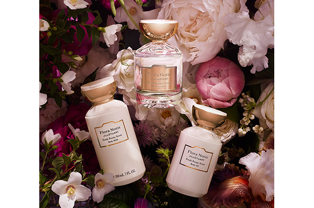 Flora Notis JILL STUART ボディオイルとボディミルク