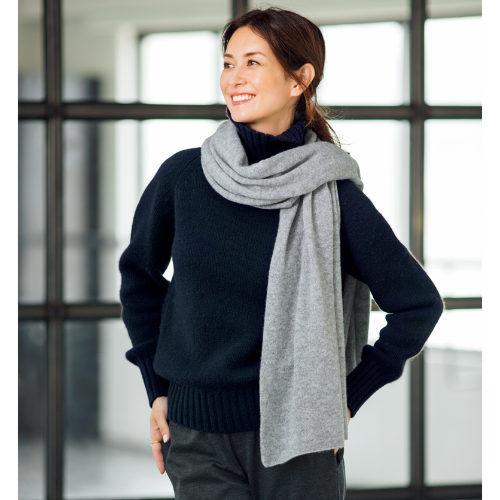 スタイリスト森慶子さんが提案! 女性が素敵に見えるシックな秋服_1_2