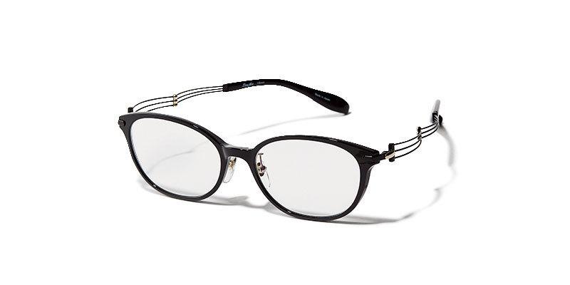 ラインアート シャルマンのメガネ