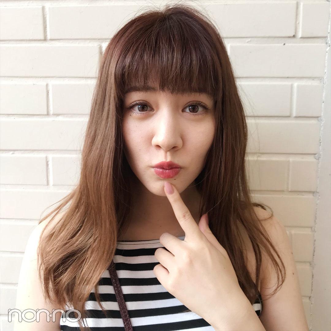 岡本杏理はH&Mのミニワンピで夏先取りコーデ♡【モデルの私服】_1_2-3