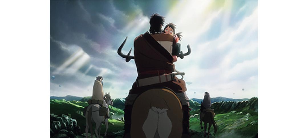 映画「鹿の王」製作委員会
