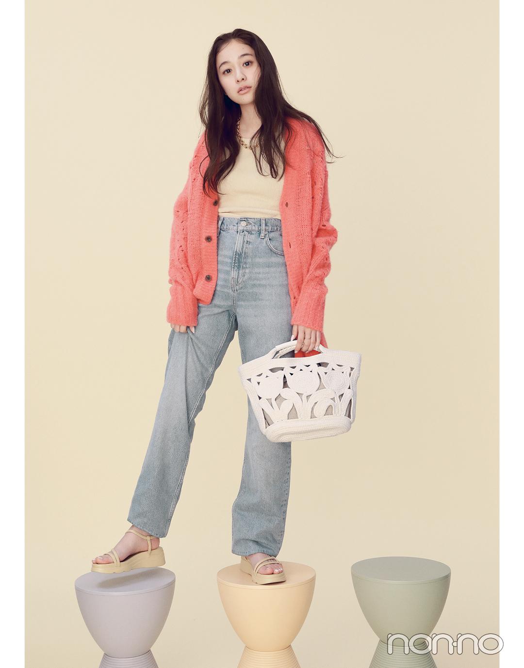 【2021年春トレンド】バッグ、靴を買うならこの色!_1_4