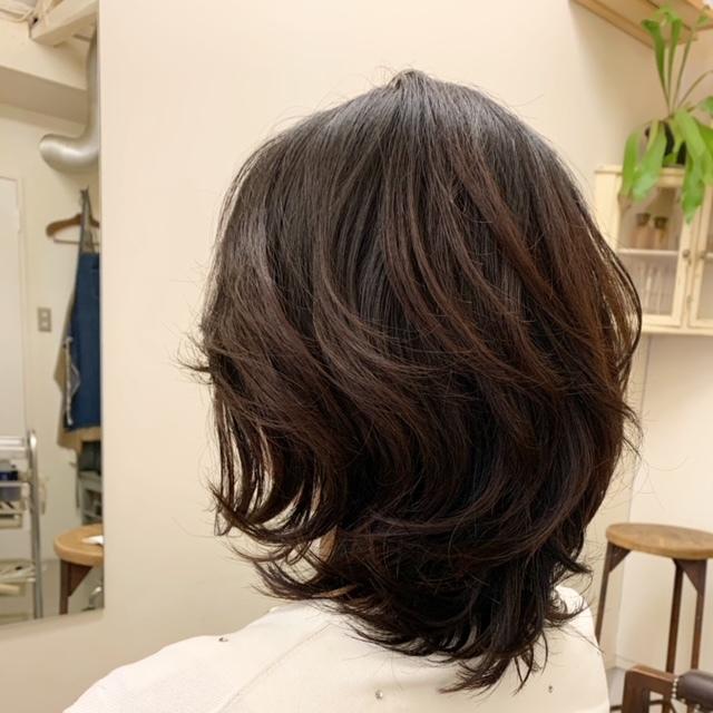 ☆くせ毛を活かす!過ごしやすいヘアスタイル☆_1_3