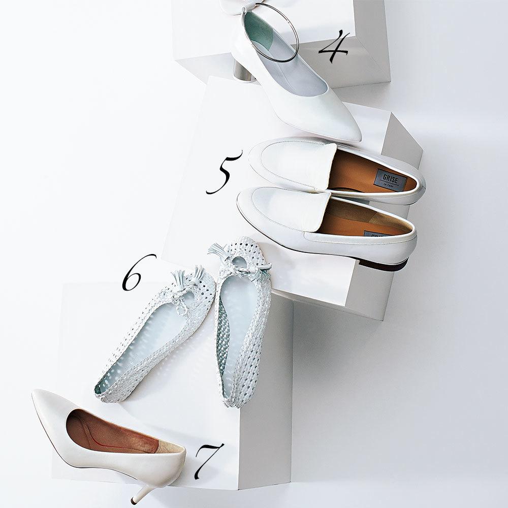 """""""真っ白な靴""""がきれいめにもカジュアルにも使える!_1_1-4"""