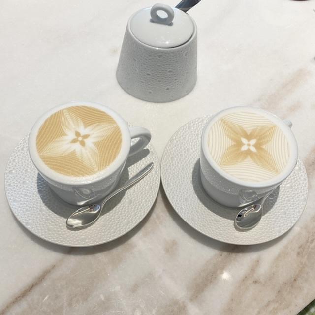 ルイヴィトンのカフェでちょっと贅沢なカフェタイム♪♪_1_8