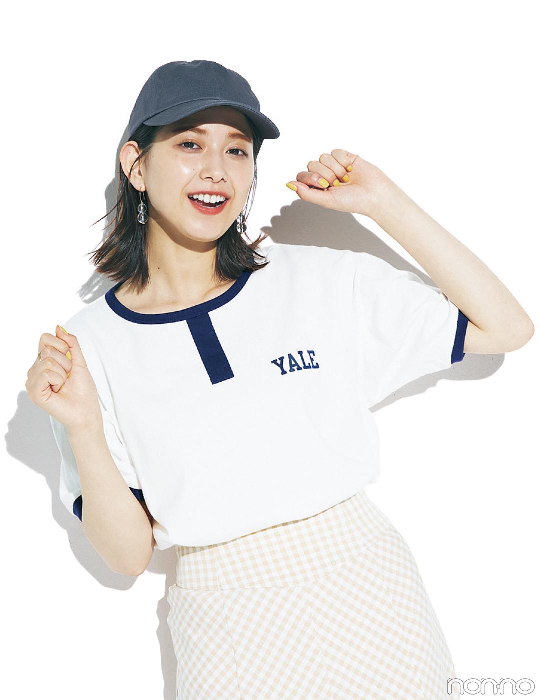 Photo Gallery 渡邉理佐の毎日Tシャツコーデ フォトギャラリー_1_6