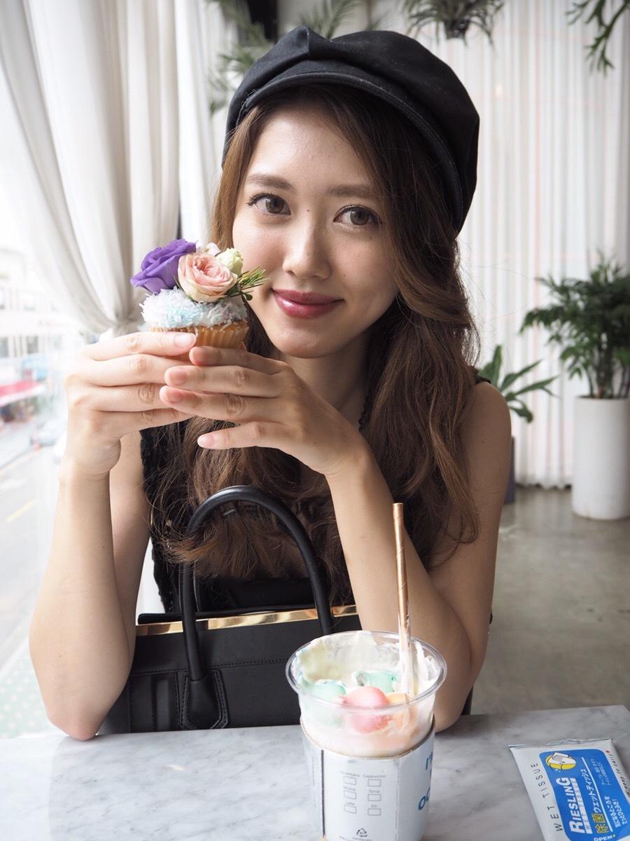 【韓国カフェ】ゆめかわいいモンスターラテ『Cream Fields』_1_5
