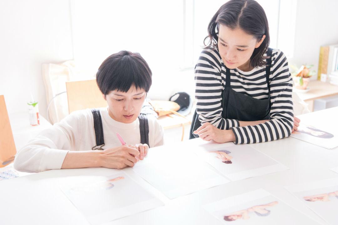 ハロプロ「アンジュルム」初のアーティストブックを蒼井優&菊池亜希子が責任編集!_1_2-5