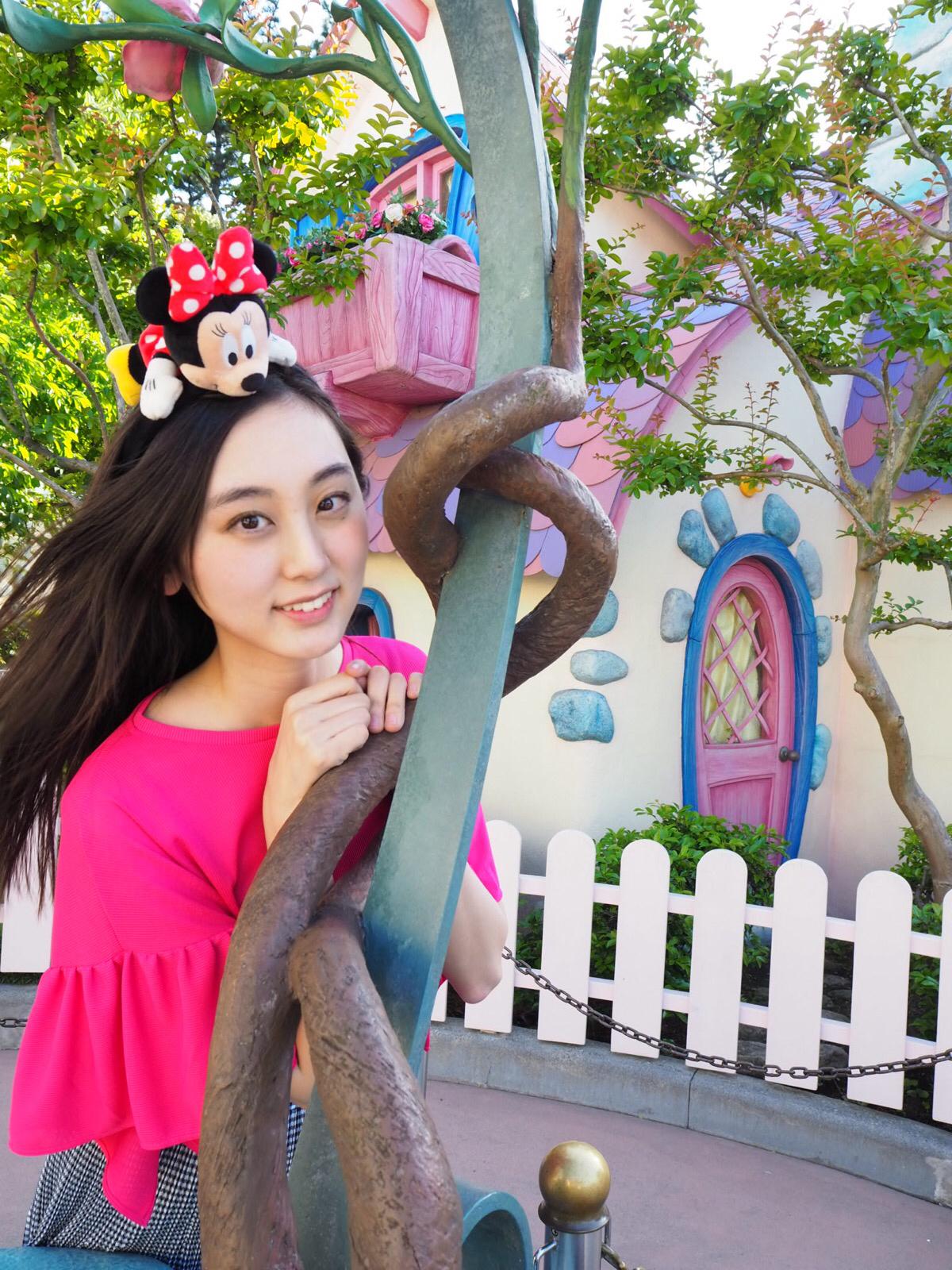 ディズニーランドに行ってきました♡_1_1