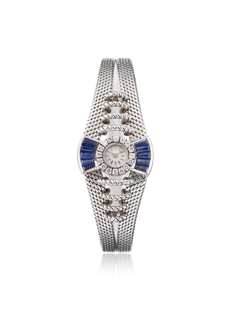 ヴァシュロン・コンスタンタン18Kゴールドの女性用腕時計