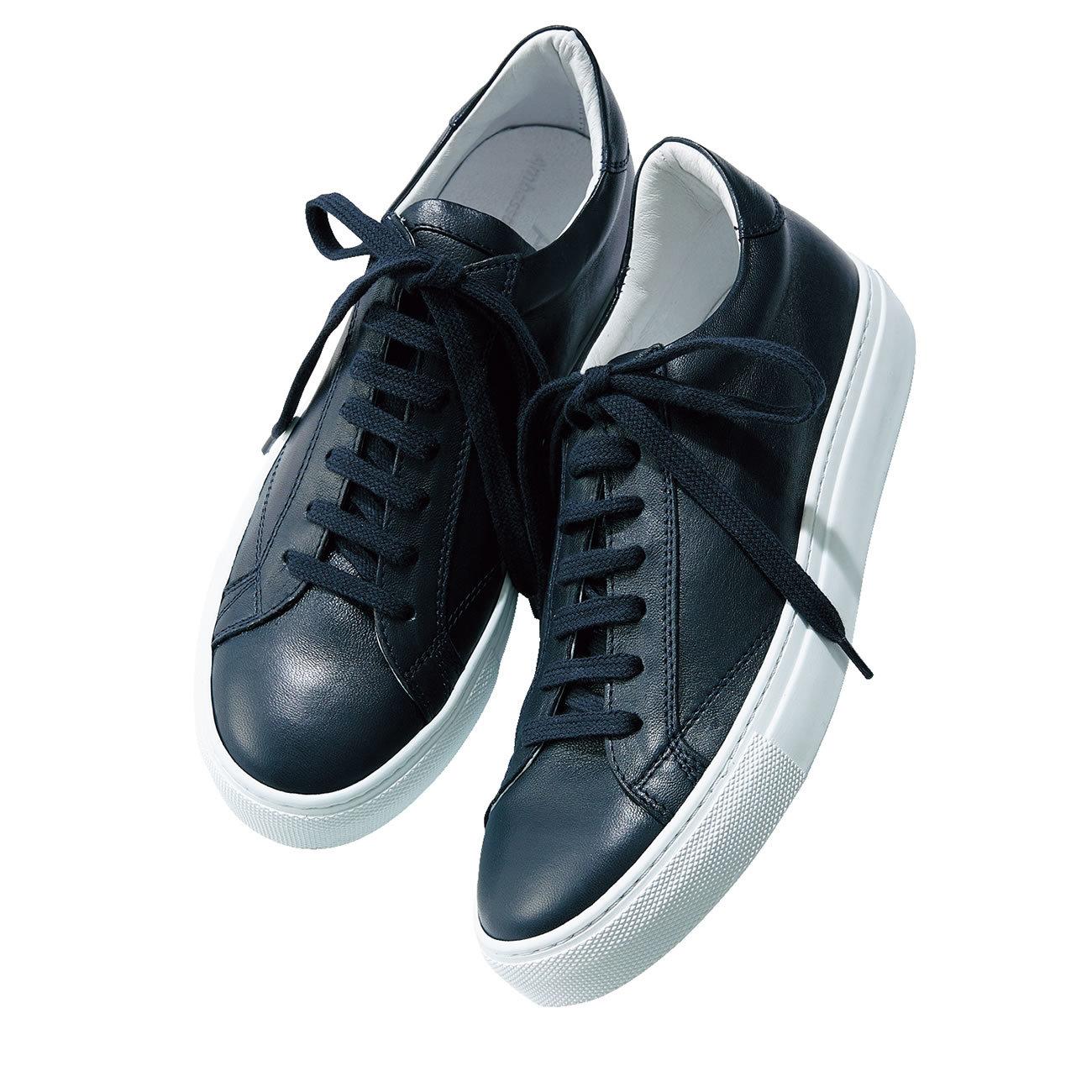 春は「スニーカー」と「バレエ靴」さえあればいい!_1_2
