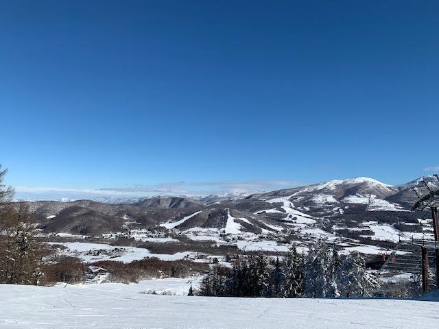 お正月はスキー場で♪妻も母もお休みです(^^♪_1_1-2