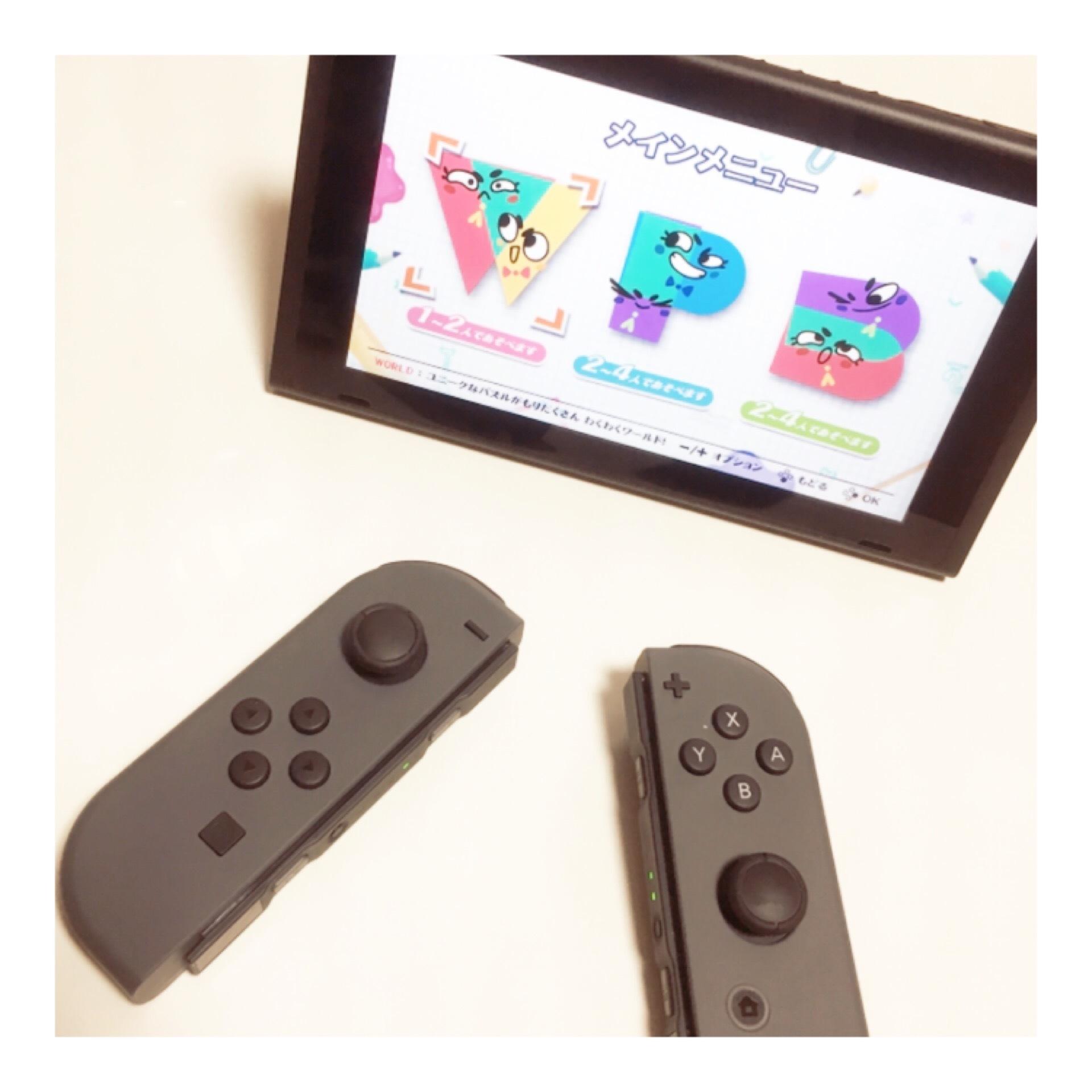 ゲーマー女子♡大人気で入手困難!?『 Nintendo switch 』_1_3