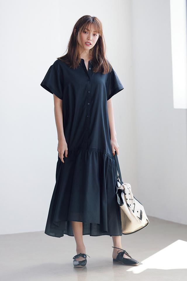 ジャスグリッティーで初夏コーデに華やぎを 今こそ、大人の「着映え服」を手に入れよう_1_5