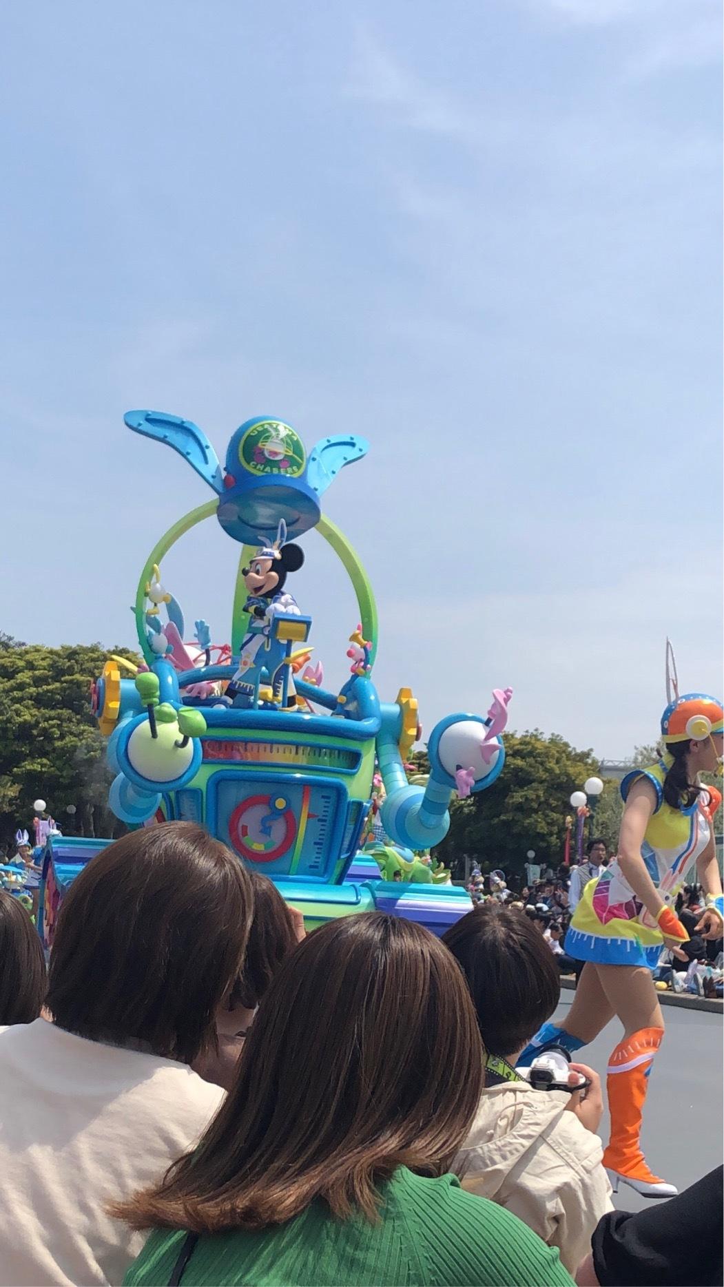 ディズニー・イースターを大満喫!②ショー・パレード編_1_1-1