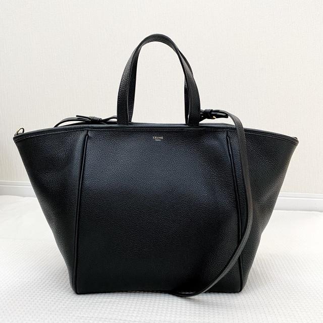 魅了される『黒』素敵なバッグに出逢えました_1_3-1