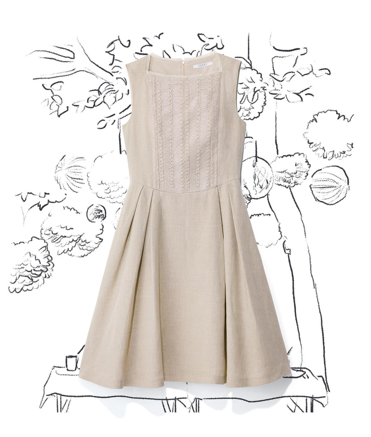 ファッション フォクシーのドレス