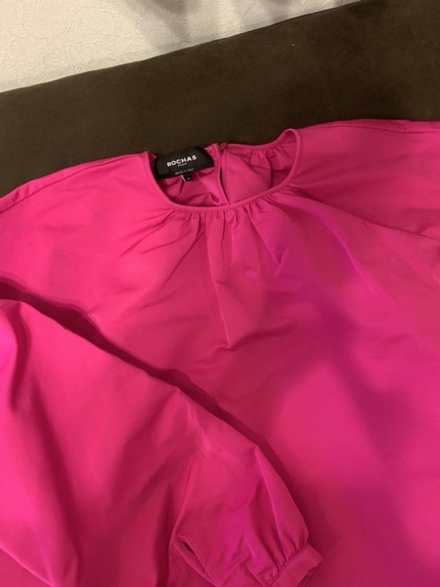 秋物お洋服 購入 ②フューシャピンク色で秋_1_1